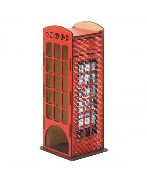 Telephone Booth WW004