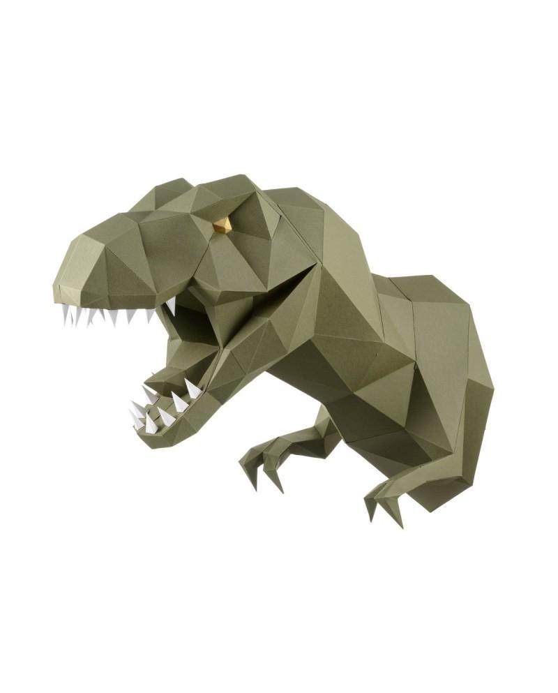 Wizardi 3D Papercraft Kit Dinosaur PP-1DIZ-WAS
