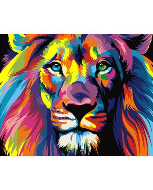 T40500001 Rainbow Lion