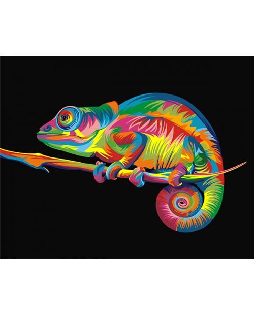 T40500004 Rainbow Chameleon