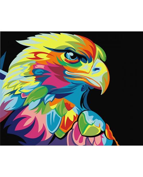 T40500008 Rainbow Eagle
