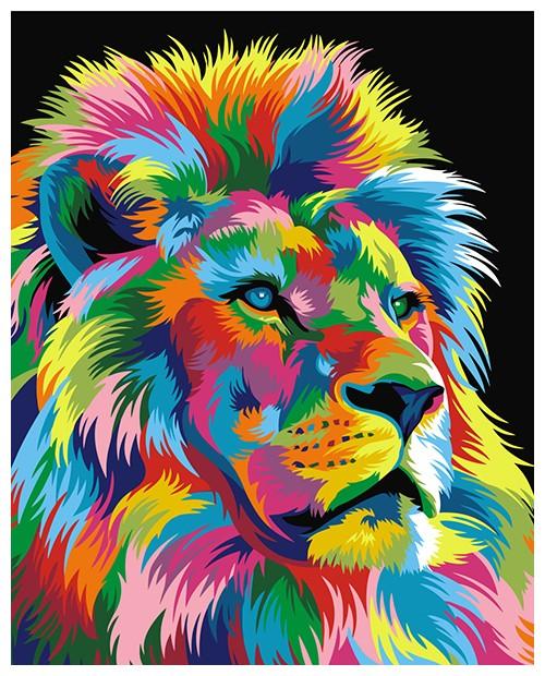 T50400005 Royal Rainbow Lion