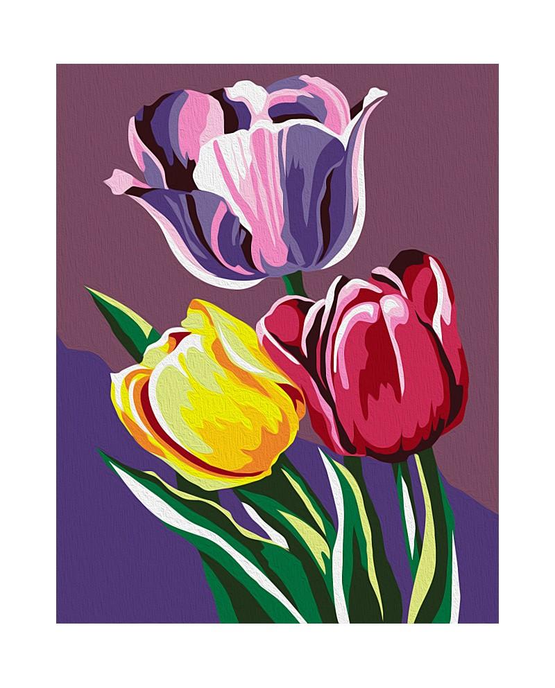 следующему декоративные картинки с тюльпанами марнер