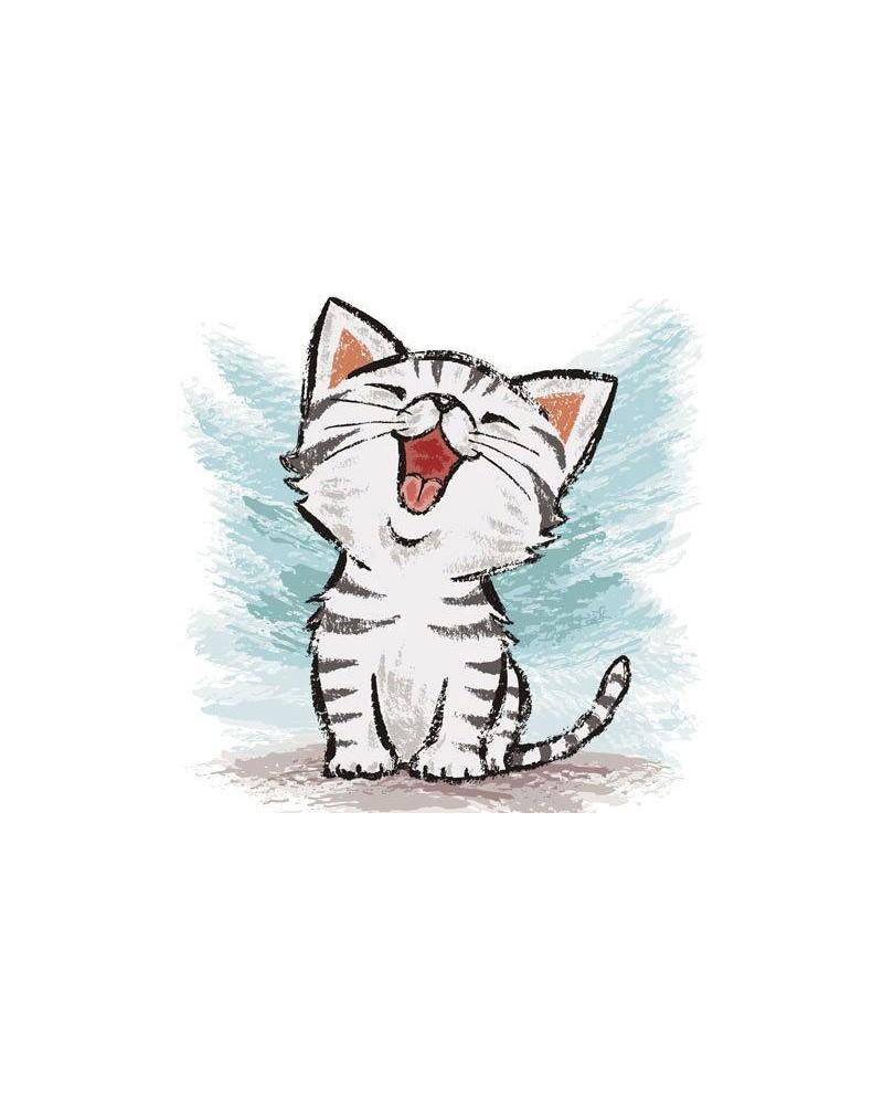 WD2369 Kitten Meow