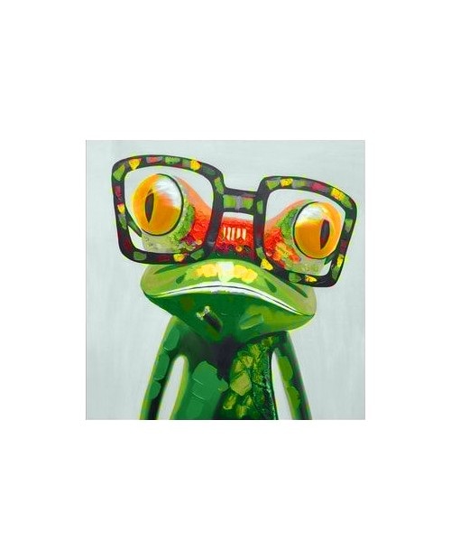 WD2373 Colourful Frog