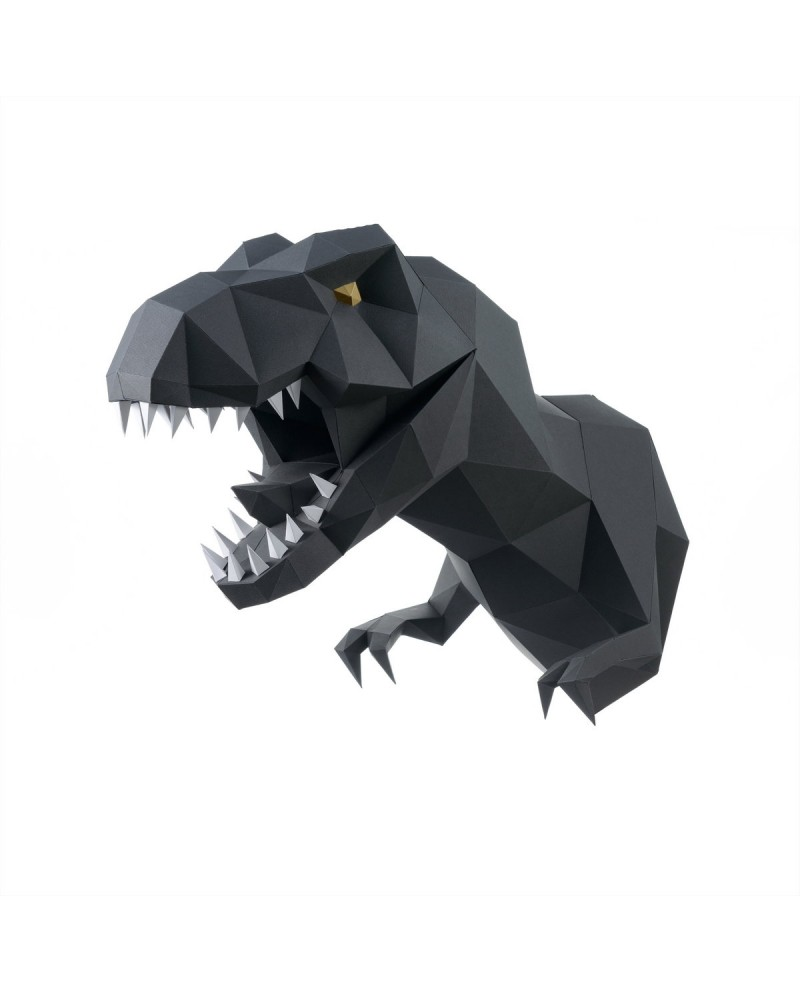 3D-Конструктор Wizardi Динозавр Завр PP-1DIZ-GRA