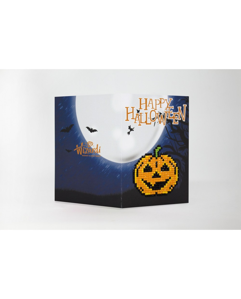 Foto Di Halloween.Happy Halloween Wc0344 Wizardiart