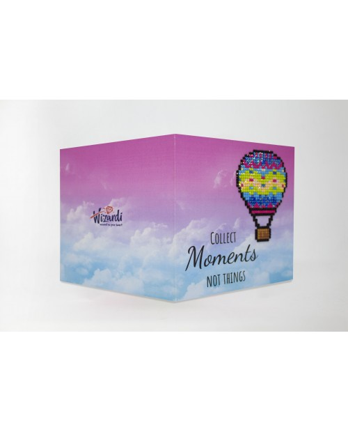 Collect Moments Not Things WC0251