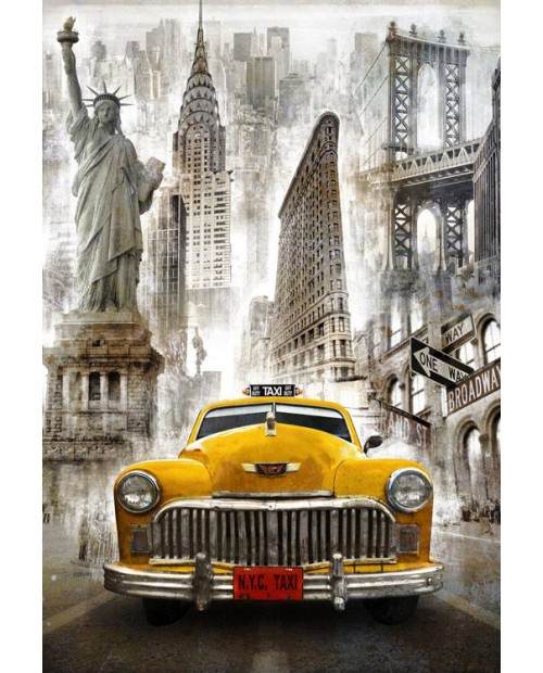 New York Taxi WD2385