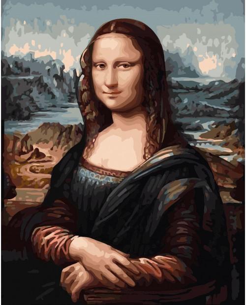 G014 Mona Lisa