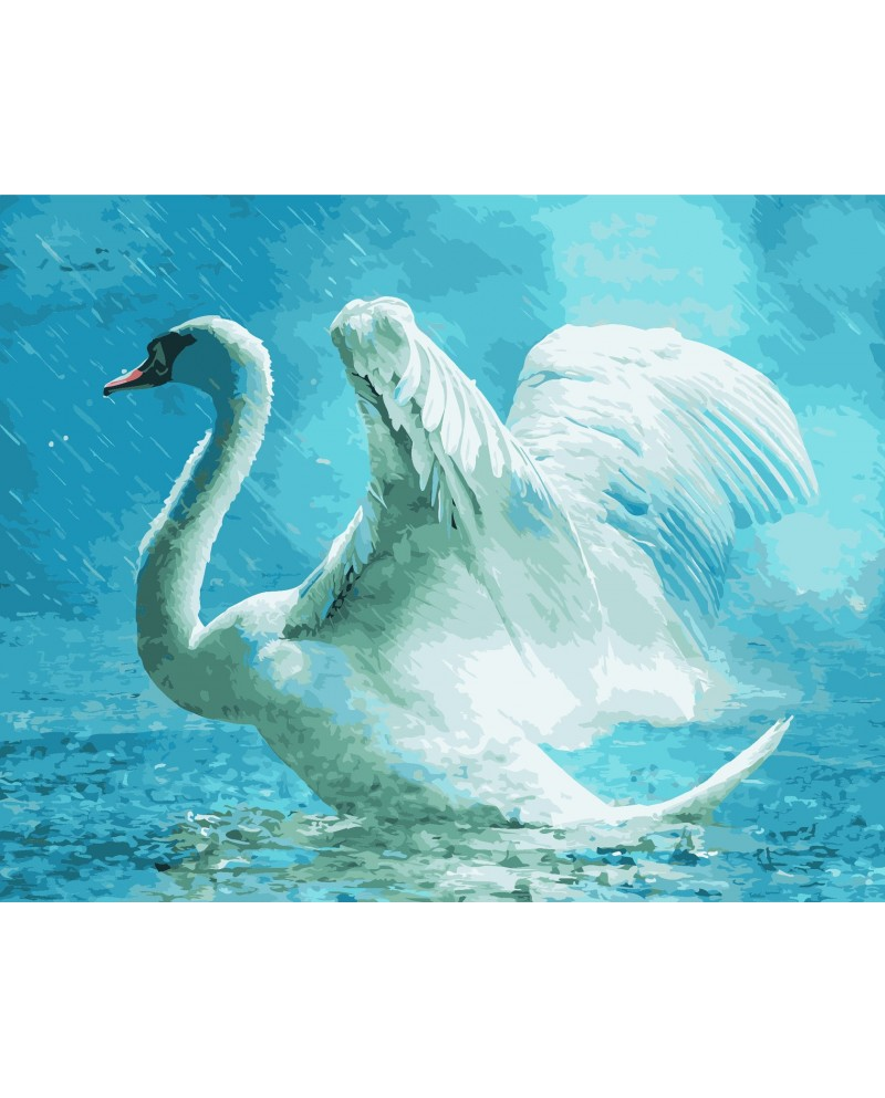 H002 White Swan