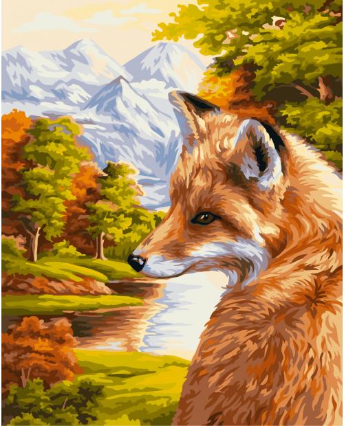 H055 Fox