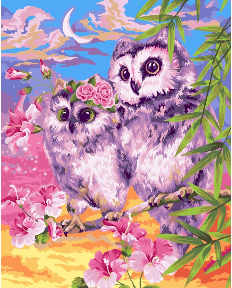 H103 Tender Owls