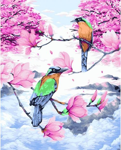 H109 Birds of Paradise