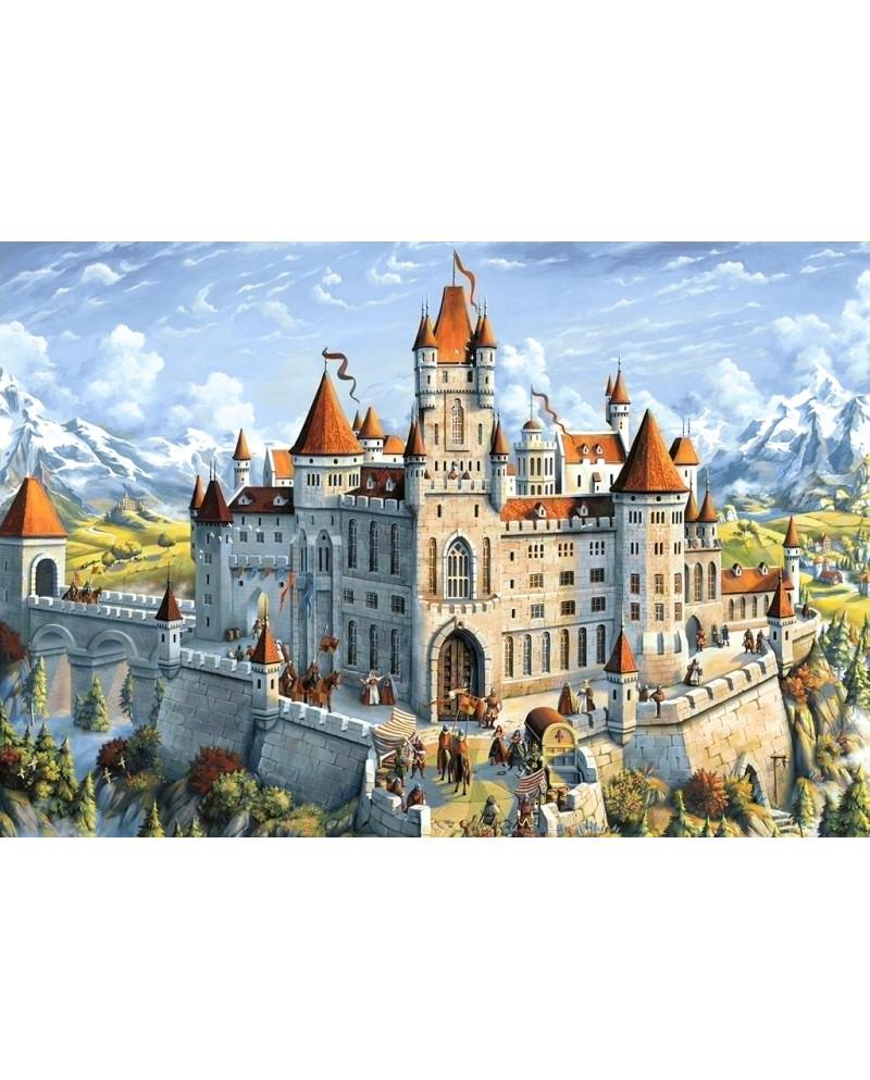 Magic Castle WD2489