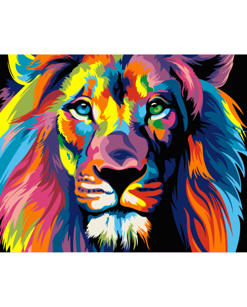 H014 Лев