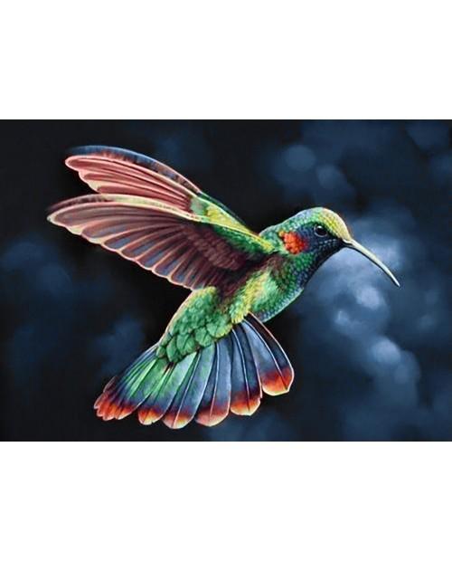 Тропическая Птичка WD058