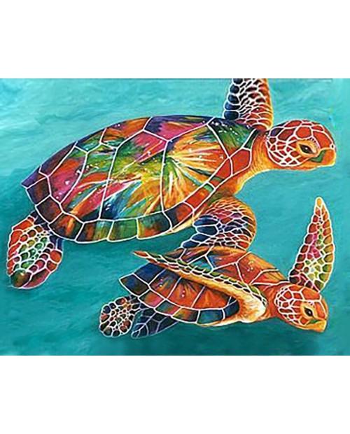 Морские Черепахи WD064