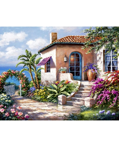 Coastal Cottage View WD089