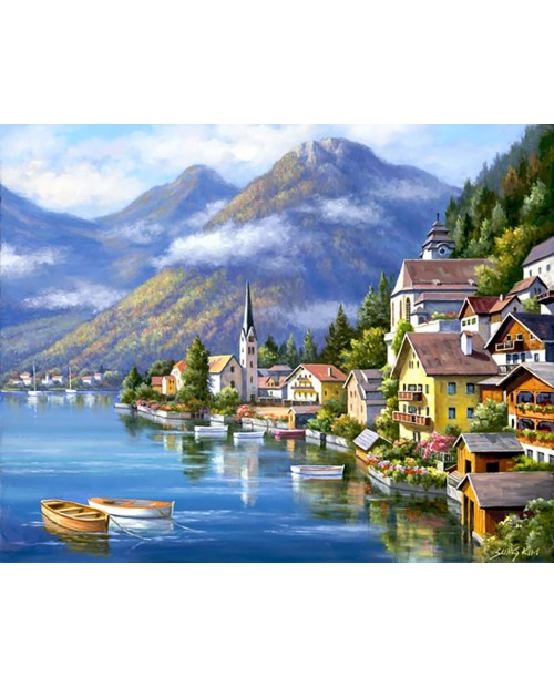 Alpine Village WD091